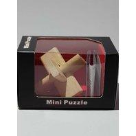 Puzzle din metal si lemn , mix, 6 Model-2
