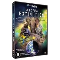 DVD RACING EXTINCTION - CURSA DISTRUGERII