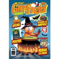 Revista Garfield Nr. 59-60