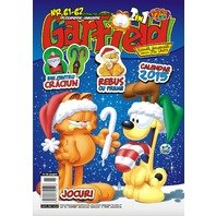 Revista Garfield Nr. 61-62