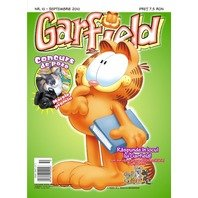 Revista Garfield Nr. 10