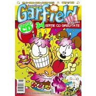 Revista Garfield Nr. 19 -20 - 21