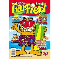 Revista Garfield Nr. 67-68