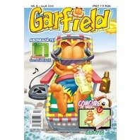 Revista Garfield Nr. 8