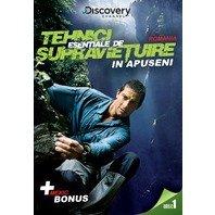DVD Tehnici esentiale de supravietuire - Romania. Mexic