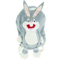 Rucsac de plus Warner Bros cu jucarie Baby Bugs Bunny