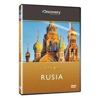 DVD Rusia, Colectia Atlasul Lumii