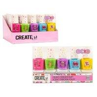 Set 5 lacuri de unghii parfumate pentru fetite