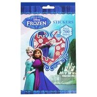 Set 700 stickere Frozen
