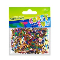 Set Creativ- Aplicatii sequin note muzicale 14 g