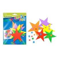 Set creativ Eva - Stele colorate