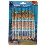 Set creioane colorate Finding Dory, 16 culori