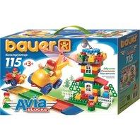 Set de construit Bauer Avia, 115 piese