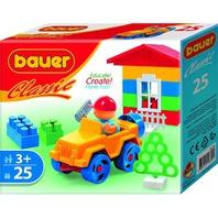 Set de construit Bauer Clasic, 25 piese