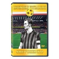 DVD Legendele fotbalului: Shevchenko
