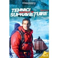 DVD Tehnici esentiale de supravietuire - Siberia