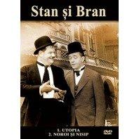 DVD Stan si Bran: Utopia