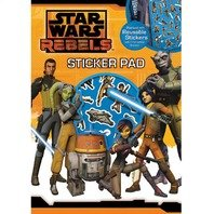 Sticker Pad Star Wars Rebels