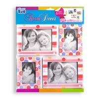 Sticker pentru perete cu rame foto