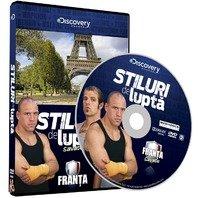 DVD Stiluri de lupta: Franta - Savate