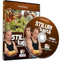 DVD Stiluri de lupta: India - Kalarippayattu