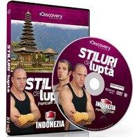 DVD Stiluri de lupta: Indonezia - Pencak Silat