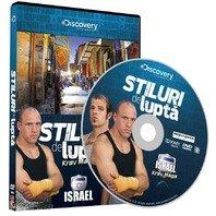 DVD Stiluri de lupta: Israel - Krav Maga
