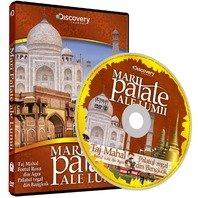 DVD Mari palate ale lumii: Taj Mahal. Fortul Rosu din Agra. Palatul Regal din Bangkok
