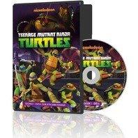 Testoasele Ninja DVD 6