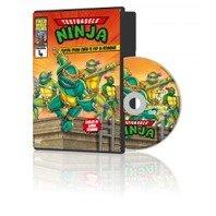 Testoasele Ninja - DVD Slim Vol.4