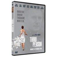 DVD THIRD PERSON - DRAGOSTE LA PERSOANA A TREIA