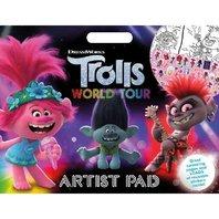 TROLLS 2 ARTIST PAD