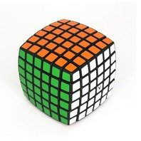 V-Cube 6x6 format rotunjit