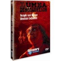 DVD Lumea Dinozaurilor - Verigile care lipseau. Identitate confundata.