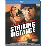 Zona de impact / Striking Distance (fara subtitrare in romana) - BLU-RAY
