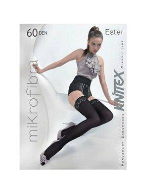 Ciorapi cu banda KNITTEX Ester 60