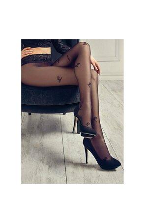 Ciorapi cu model Gucci G09