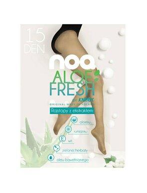 Ciorapi dama Aloe Fresh 15den