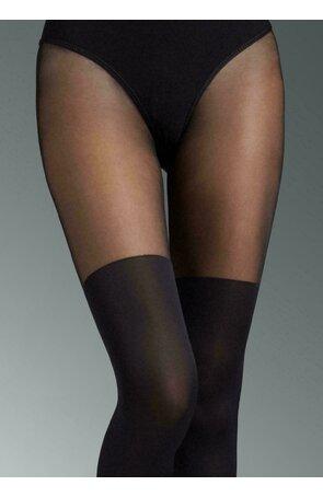 Ciorapi cu model de dama Zazu Classic