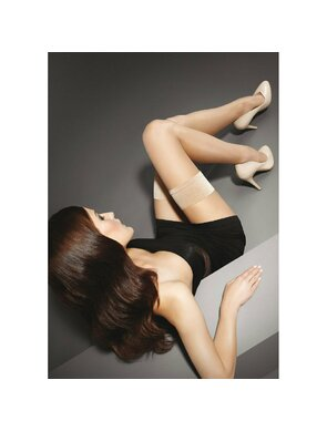 Ciorapi LUX LINE MAKE-UP HOLD-UPS 10