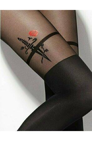 Ciorapi cu model Zazu Dagger