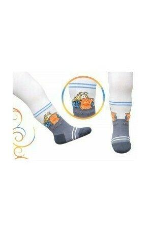 Ciorapi pantalon cu model convex pt baieti 501-013B