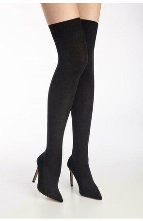 Ciorapi peste genunchi ZAZU 899 din bumbac