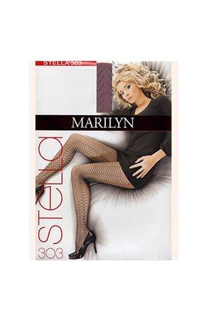 Ciorapi subtiri cu model Stella 303