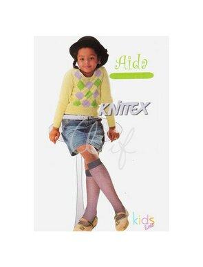 Sosete fetite KNITTEX 3/4 AIDA 20den