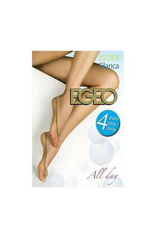 Talpici EGEO Classic Line 20 den cutie 4 perechi