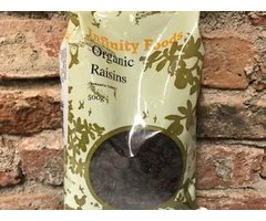 ECO STAFIDE RAISINS 500 GR