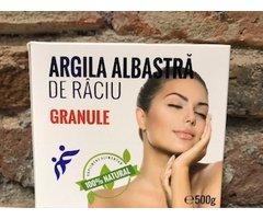 NATURAL ARGILA ALBASTRA GRANULE RACIU  500 GR