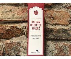 NATURAL BALSAM CU BITTER SUEDEZ- 125 ML