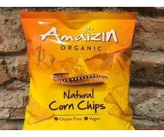 ECO CHIPS DE PORUMB NATURAL 75 GR